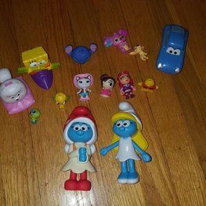 Random toy lot